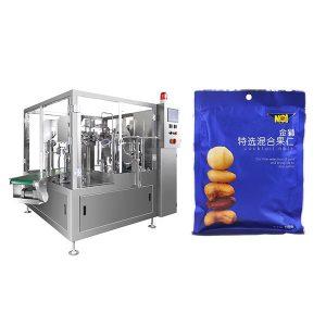 Automatinis užpildymo sandarinimo pakavimo mašina kietų miltelių ar kietų