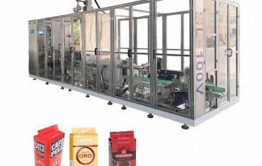 Automatinė linijinio tipo plytos dulkių maišelio pakavimo mašina