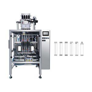 Automatinė Multi Lane Sachet Stick miltelių pakavimo mašina kavai, pienui