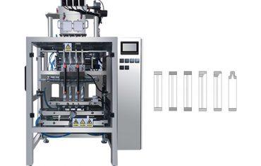 automatinis daugiasluoksnis paketėlių lipnių miltelių pakavimo mašina