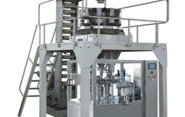 granulių svėrimo premade bag rotorinė pakavimo mašina