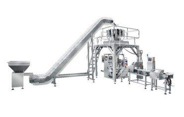 Automatinė vertikalaus formos užpildymo angos mašina
