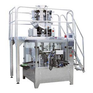 Automatinė sausų vaisių krepšelių pildymo pakavimo mašinos gamybos mašina