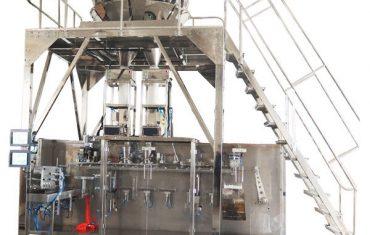 horizontali iš anksto supakuota pakavimo mašina su daugiasluoksniu svoriu