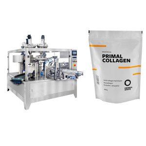 Miltelių automatinis maišelių pildymo pakavimo aparatas