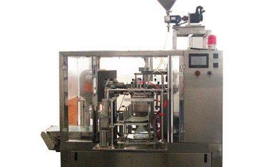 rotacinis užpildo antspaudas su pistion užpildu skysčiams ir pasta