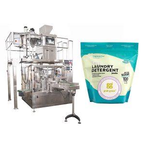 Mažas granuliuotas cukraus pagamintas maišelio pakavimo aparatas
