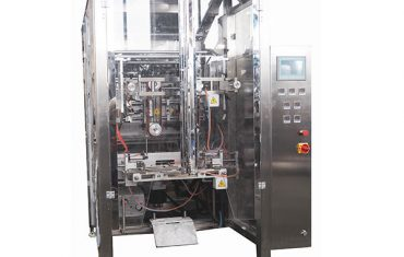 zvf-260q quad seal labelis pakavimo mašina