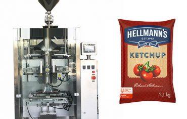 500g-2kg kečupų padažų pakavimo mašina